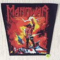 Manowar - Kings Of Metal - Vintage Back Patch