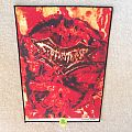 Dismember - Indecent And Obscene - Nuclear Blast Records - Razamataz - Backpatch