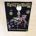 Iron Maiden - Seventh Son Of A Seventh Son - Vintage Backpatch