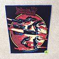 Judas Priest - Firepower - Blue Border - Backpatch