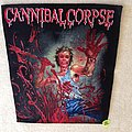 Cannibal Corpse - Red Before Black - Backpatch