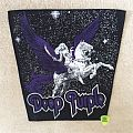 Deep Purple - Pegasus - Vintage Backpatch