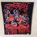 Suffocation - Human Waste - Backpatch