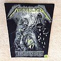 Metallica - And Justice For You - Vintage Backpatch - Version 2