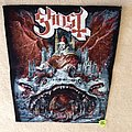 Ghost - Prequelle - Backpatch