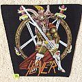 Slayer - Show no mercy - Vintage Back Patch