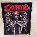 Kreator - Gods Of Violence - Backpatch