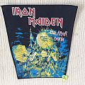 Iron Maiden - Life After Death - Vintage Back Patch