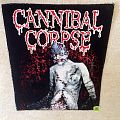 Cannibal Corpse - Vile - Backpatch