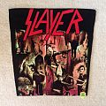 Slayer - Reign In Blood - Backpatch