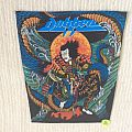 Dokken - Beast From The East - Vintage Back Patch