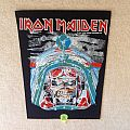 Iron Maiden - Aces High - 1984 Iron Maiden Holdings Ltd. - Backpatch