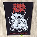Morbid Angel - Altars Of Madness - 1991 Morbid Angel - Razamataz - Back Patch