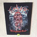 Slayer - World Painted Blood - 2009 Slayer - Backpatch