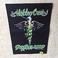Mötley Crüe - Dr. Feelgood - 1990 Mötley Crüe - Brockum - Backpatch