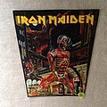 Iron Maiden - Somewhere In Time - Backpatch