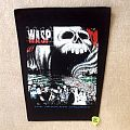 W.A.S.P. - The Headless Children - Vintage Backpatch
