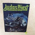 Judas Priest - Painkiller - Boot Backpatch