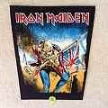 Iron Maiden - The Trooper - Vintage Backpatch