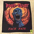 Blood Feast - Face Fate - Back Patch