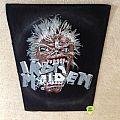 Iron Maiden - Eddie Crunch - Vintage Backpatch