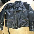 Leather Jacket Size M Oldschool