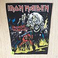 Iron Maiden - The Number Of The Beast - 1982 Iron Maiden Holdings Ltd. - Back Patch