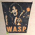W.A.S.P. - Blackie Lawless - Vintage Backpatch