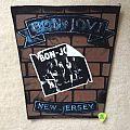 Bon Jovi - New Jersey - Vintage Backpatch