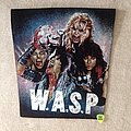 W.A.S.P. - Got Blood - Vintage Backpatch
