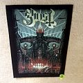 Ghost - Meliora - 2015 Ghost - Backpatch