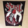 Ghost - Men's Possession - Backpatch
