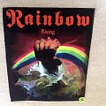 Rainbow - Rising - Backpatch