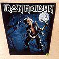 Iron Maiden - The Reincarnation Of Benjamin Breeg - Backpatch