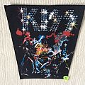 Kiss - Alive Picture - Vintage Back Patch