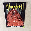 Morgoth - Resurrection Absurd - Backpatch