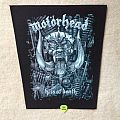 Motörhead - Kiss Of Death - 2007 Motörhead Backpatch