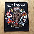 Motörhead - 1916 - 1991 Motörhead - Backpatch
