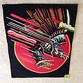 Judas Priest - Screaming For Vengeance - Backpatch