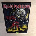 Iron Maiden - The Number Of The Beast - 1982 Iron Maiden Holdings Ltd. - Backpatch