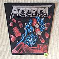 Accept - Balls To The Wall - Vintage Back Patch