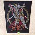 Slayer - Show No Mercy - Woven Backpatch
