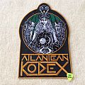 Atlantean Kodex - The Annihilation Of Bavaria - Backpatch