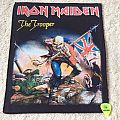 Iron Maiden - The Trooper - Back Patch - 2004 Iron Maisen Holdings