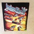 Judas Priest - Firepower - Backpatch