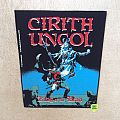 Cirith Ungol - King Of The Dead - Black Border - 2018 Cirith Ungol Burning Leather - Backpatch