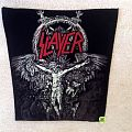 Slayer - Repentless - Logo And Wings - Backpatch
