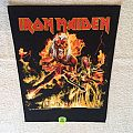 Iron Maiden - Hallowed Be Thy Name - 1993 Iron Maiden Holdings Ltd. - Backpatch