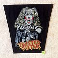 Twisted Sister - Dee Snider 4 - Vintage Backpatch