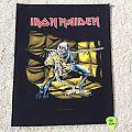 Iron Maiden - Piece Of Mind - 2011 Iron Maiden Holdings Ltd. - Back Patch
